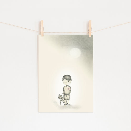 'BOY' - Boy and Robot Series