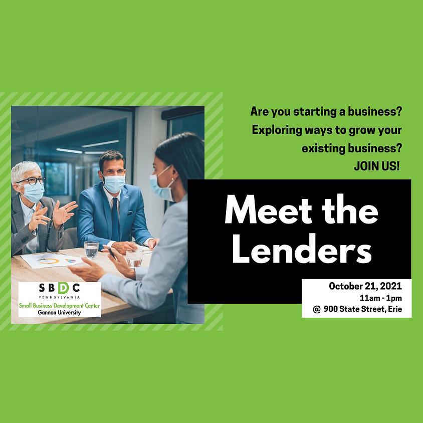 Meet the Lenders