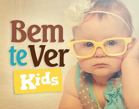 BemTeVerKIDS é um serviço de atendimento oftalmológico infantil