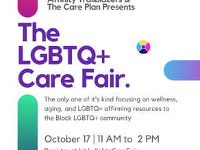 LGBTQ+ Care Fair