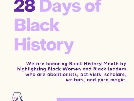 28 Days of Black History