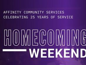 Homecoming Weekend Lineup Is Here!!