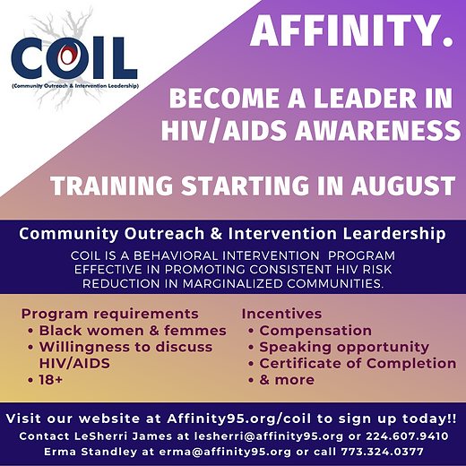 COIL - training & outreach flyer - july.