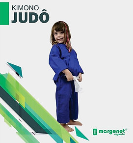 Kimono Keiko Judô/Jiu-Jitsu Reforçado Colors