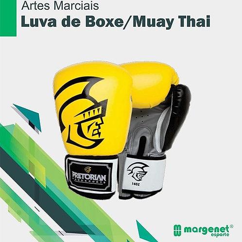 Kit Naja Luva Boxe/ Muay Thai