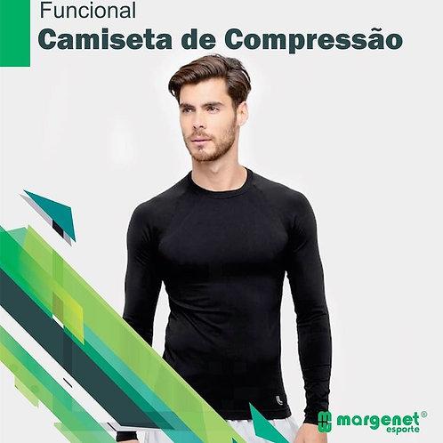 Camisa De Compressão Térmica