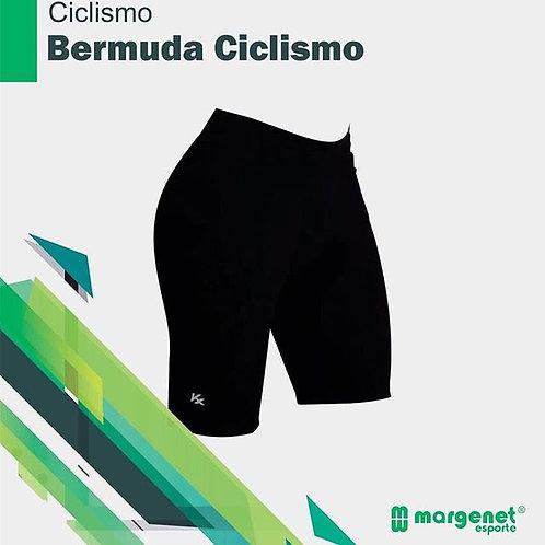 Bermuda De Ciclismo com Forro Gel 9d Coolmax