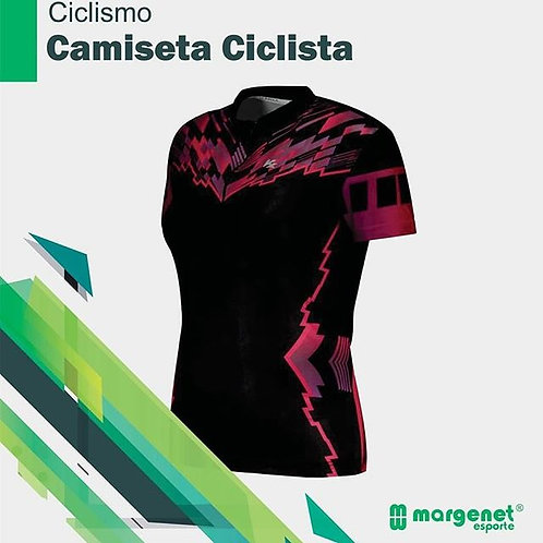 Camisa Ciclismo Manga Curta