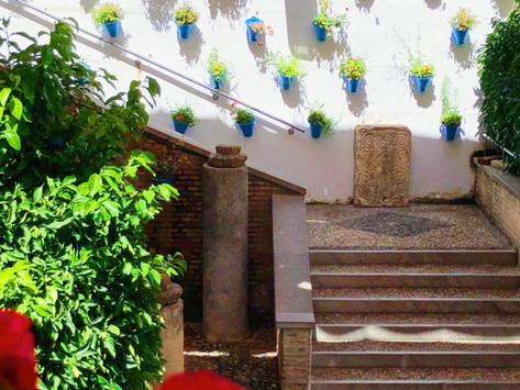 Tra i patii fioriti di Córdoba
