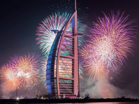 Come passare il Capodanno a Dubai