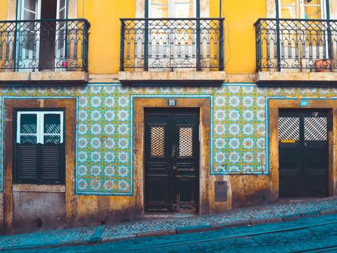 Lisbona: tre giorni di sole, vento, vino e trallallà