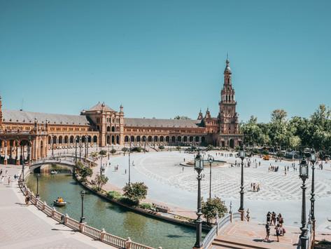 Tutti i colori di Siviglia