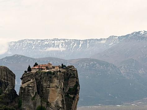 La Grecia che non ti aspetti: le Meteore