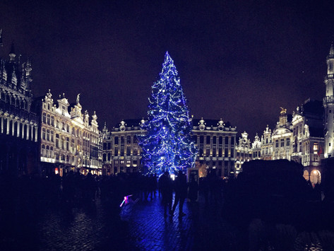 La magia del Natale a Bruxelles