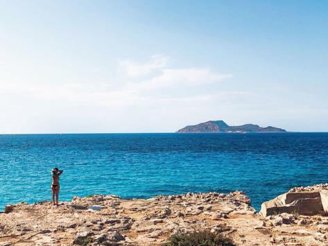 Favignana: un tuffo dove l'acqua è più blu
