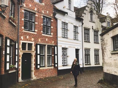 Brugge: una favola che dura un giorno