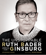 A stunning tribute to Ruth Bader Ginsburg by Antonia Felix