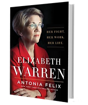 Acclaimed first biogaphy of Eizabeth Warren
