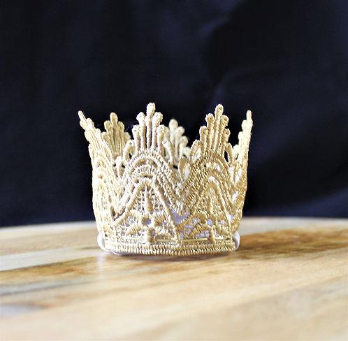 Lace Crown Headband