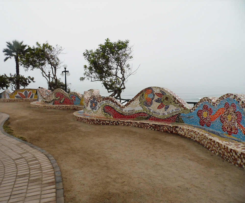 Parque del Amor, Miraflores, Lima