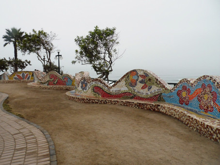PART 1 - TWO DAYS IN LIMA, PERU