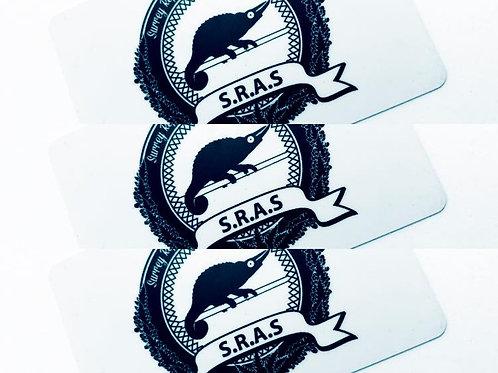 SRAS Membership UNDER 16 YEARS - 1 Year