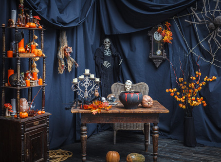Halloween and the inevitability of death