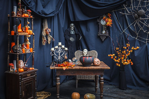 Décorations d'Halloween