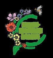 Logo ohne Hintergrund mit grüner Schrift