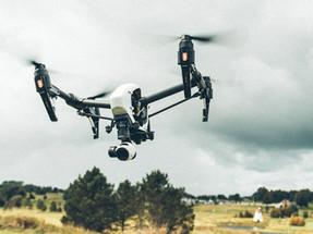 OS DRONES E O 5G