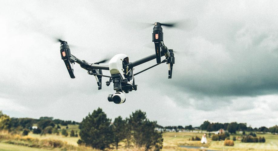 L'inspection par drone, le nouvel usage pour les professionnels.