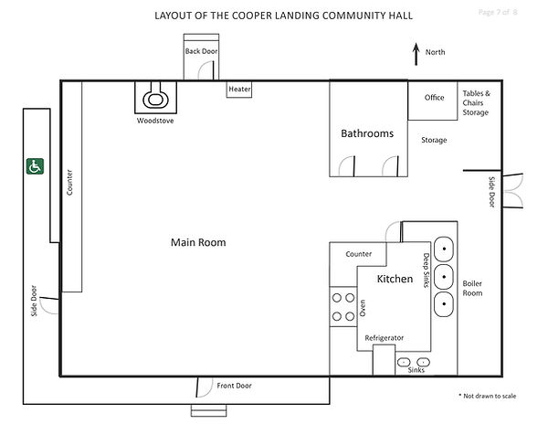 Outline of the Community Hall