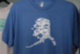 Alaska Screen Printed T-Shirt