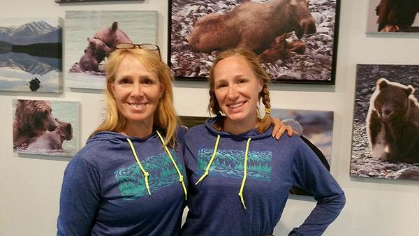 Cooper Landing Women's Sweatshirts