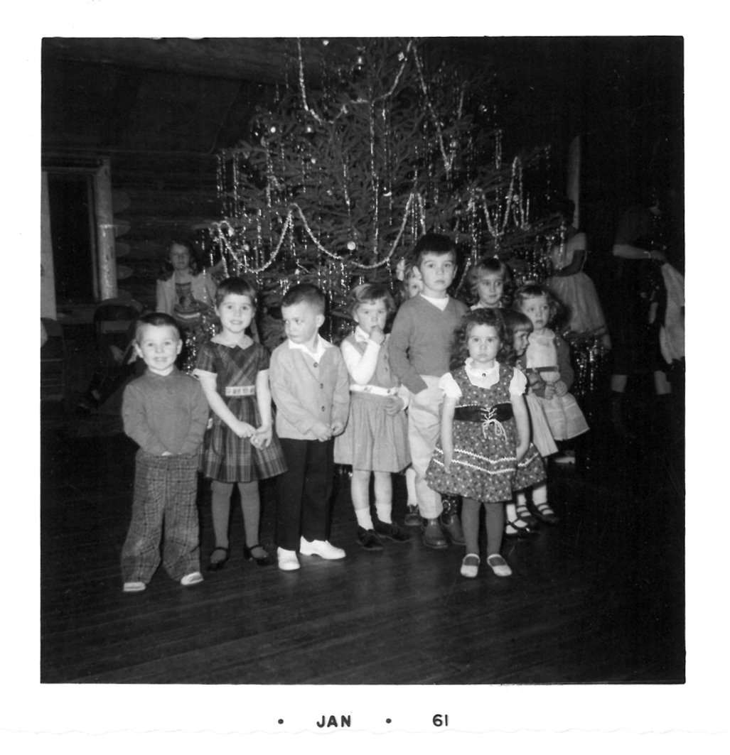 Christmas Party 1960