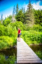 Fuller Lakes Trail