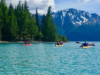 Kenai Kayak Company Day Trips