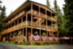 The Hutch Lodge
