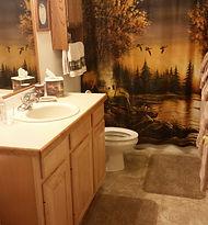 Kenai Lake Escape Bathroom