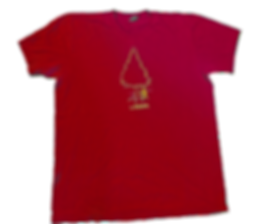 Men's Lager T-shirt Red