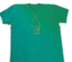 Men's Lager T-shirt Green