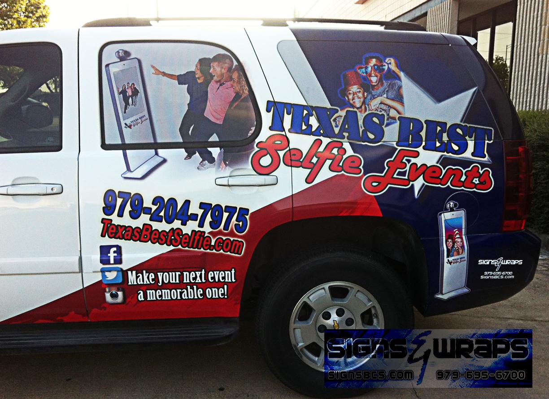 Driver Side Texas Best Selfie