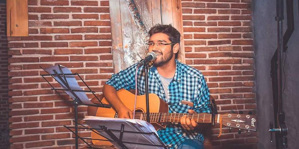 Naman Sharma Live - Cafe Masala House