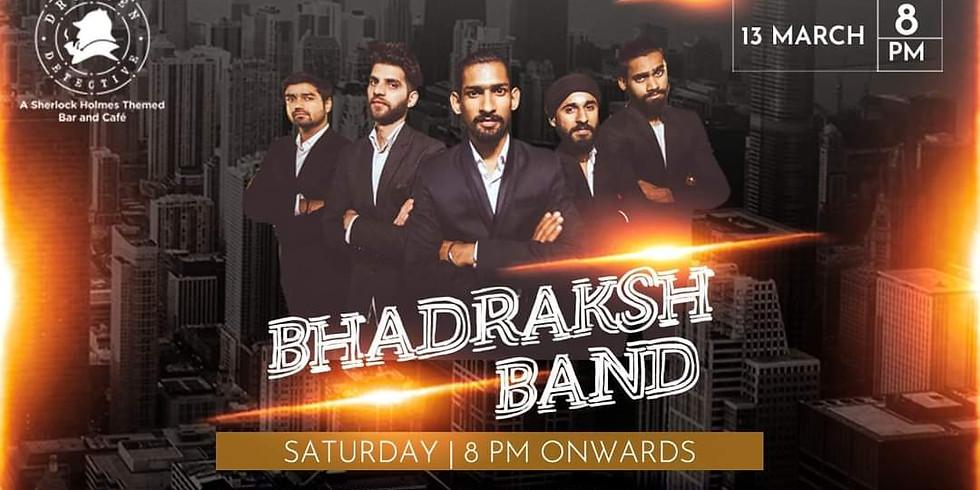 Bhadraksh Band live - Drunken Detective