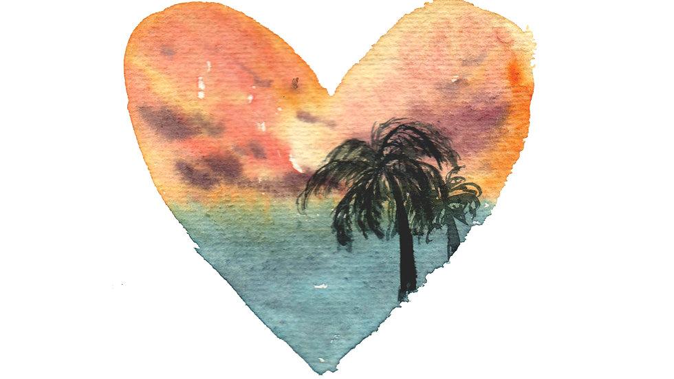 My heart is on the Beach!