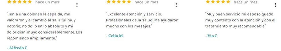 Quiropractico Quiro Salud Cdmx