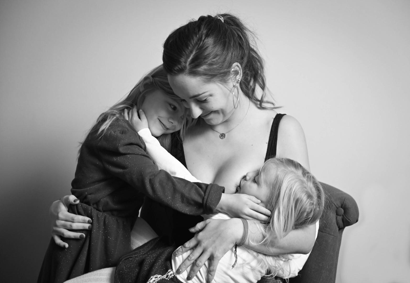 photographe allaitement Nancy