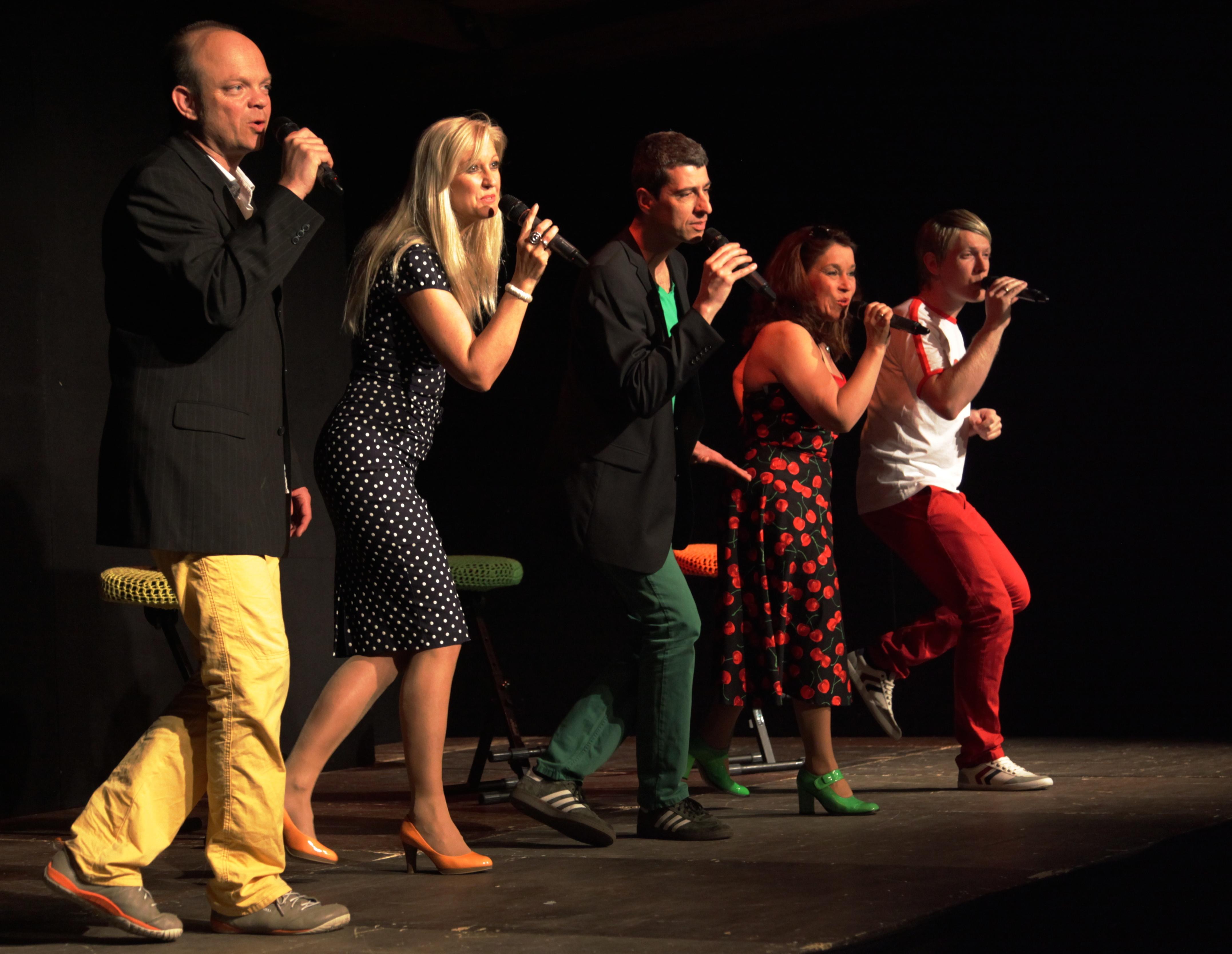 SengChron live im Theater Lindenhof