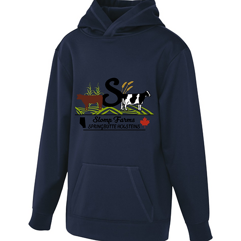 SF YOUTH Game Day Hoodie Y2005