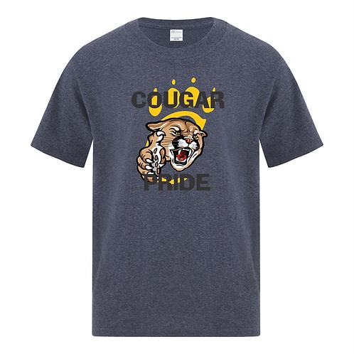 ATC1000 Cougar Pride T-shirt- Adult